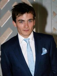 Rupert Friend at the British premiere of