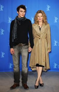 Rupert Friend and Michelle Pfeiffer at the photocall of