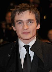 Rupert Friend at the premiere of