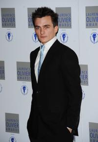 Rupert Friend at the Laurence Olivier Awards.