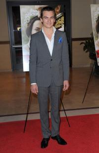 Rupert Friend at the Los Angeles Screening of