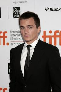 Rupert Friend at the Screening of