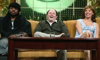 Malcolm-Jamal Warner, Jason Alexander and Wendy Makkena at the TCA Press Tour.