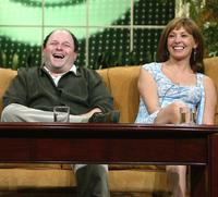 Jason Alexander and Wendy Makkena at the TCA Press Tour.