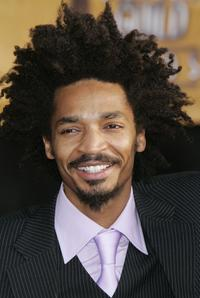 Eddie Steeples at the 12th Annual Screen Actors Guild Awards.