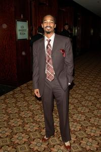 Eddie Steeples at the 14th Annual Diversity Awards Gala.