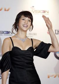 Kim Ok-bin at the 43rd Annual Daejong Film Festival.