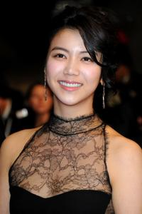 Kim Ok-bin at the premiere of