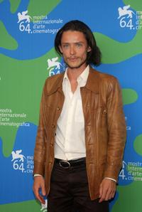 Xavier Lafitte at the photocall of