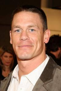 John Cena at the premiere of