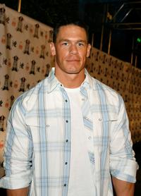 John Cena at the Inaugural Arby's Action Sports Awards.