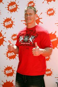 John Cena at the Nickelodeon Australian Kids Choice Awards 2008.