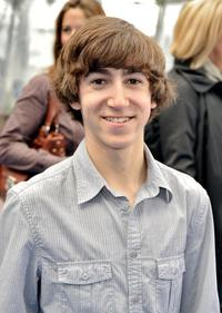 Vincent Martella at the premiere of