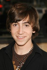 Vincent Martella at the screening of