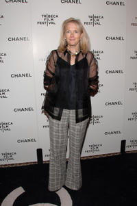 Jenny Maguire at the Chanel dinner during the 2007 Tribeca Film Festival.