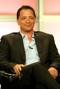 Joshua Malina at the 2007 Summer Television Critics Association Press Tour for ABC.