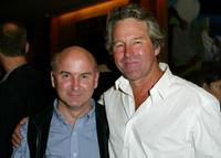 Matt Malloy and Timothy Bottoms at the afterparty of the New York Film Festival premiere of