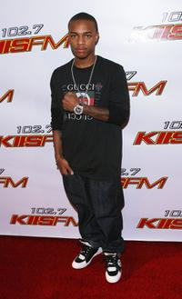 Lil' Bow Wow at the KIIS FMs Jingle Ball 2006.