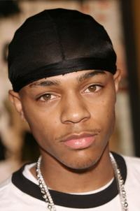 Lil' Bow Wow at the premiere of