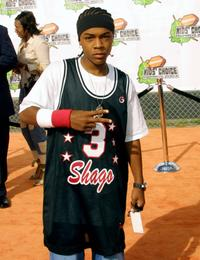 Lil' Bow Wow at the Nickelodeons 16th Annual Kids Choice Awards.