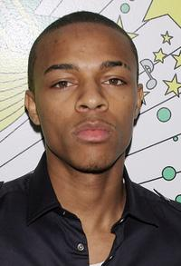 Lil' Bow Wow at the MTV's Total Request Live.