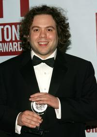 Dan Fogler at the 59th Annual Tony Awards.