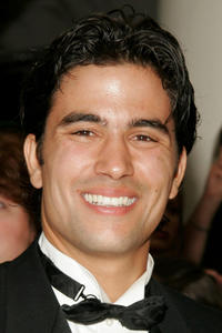 Ignacio Serricchio at the National Television Academy Celebration for 32nd Daytime Emmy Awards in New York.