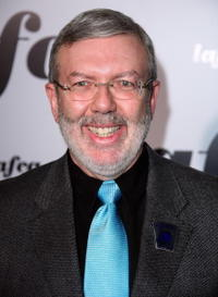 Leonard Maltin at the 32nd Annual LA Film Critic's Association Awards.