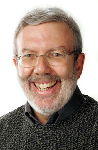 Leonard Maltin at the 2007 Sundance Film Festival.