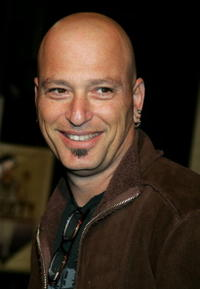 Howie Mandel at the premiere of