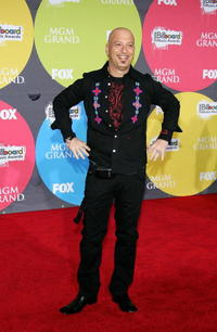 Howie Mandel at the 2006 Billboard Music Awards at the MGM Grand Garden Arena.