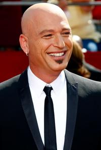 Howie Mandel at the 60th Primetime Emmy Awards.