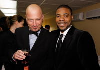 Howie Mandel and Tracy Morgan at the 33rd Annual People's Choice Awards.