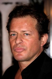 Costas Mandylor at the premiere of
