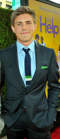 Chris Lowell at the California premiere of
