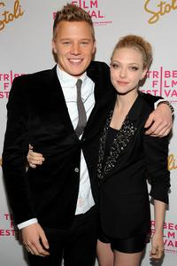 Chris Egan and Amanda Seyfried at the after party of