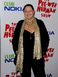 Camryn Manheim at the opening night of