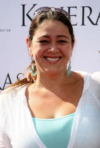 Camryn Manheim at the Kinerase Skincare Celebration.