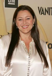 Camryn Manheim at the Women in Film presentation of the 2006 Crystal and Lucy Awards.