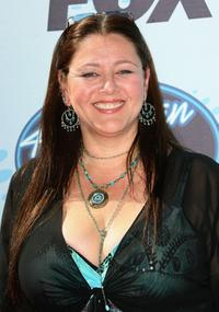 Camryn Manheim at the American Idol Season 5 Finale.