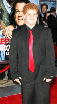 Travis Flory at the premiere of