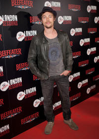Jan Cornet at the photocall of Beefeater London Session in Madrid.