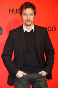 Jan Cornet at the Hugo Boss Night Party 2011 in Spain.