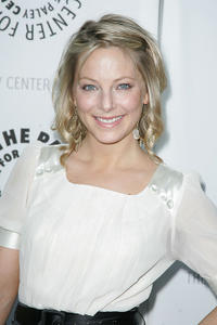 Anastasia Griffith at the Payley Center for Media's 25th Annual Paley Television Festival.