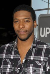 Jocko Sims at the premiere