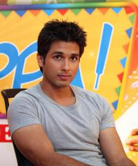 Shahid Kapoor at the promotional event for