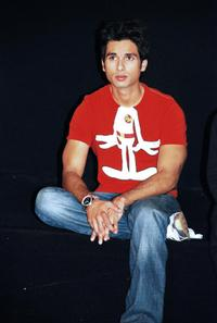 Shahid Kapoor at the launch of