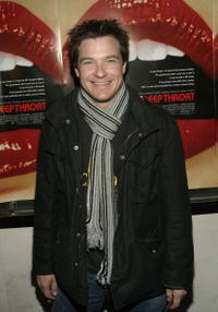 "Jason Bateman at the Screening of ""Inside Deep Throat"" in New York City."