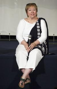Kathy Bate at the 36th Giffoni Film Festival.