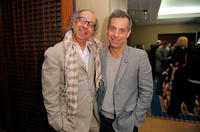 George C. Wolfe and Joe Mantello at the 5th Annual Tony Awards in New York.